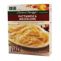 Central Market Taste Of Italy Puttanesca Mezzelune