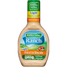 Hidden Valley The Original Ranch Light Fiesta Salsa Dressing