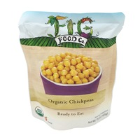 Fig Food Co. Ready To Eat Organic Chickpeas