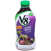 V8 Purple Power Vegetable Juice