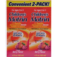 Children's Motrin Suspension Berry Flavor