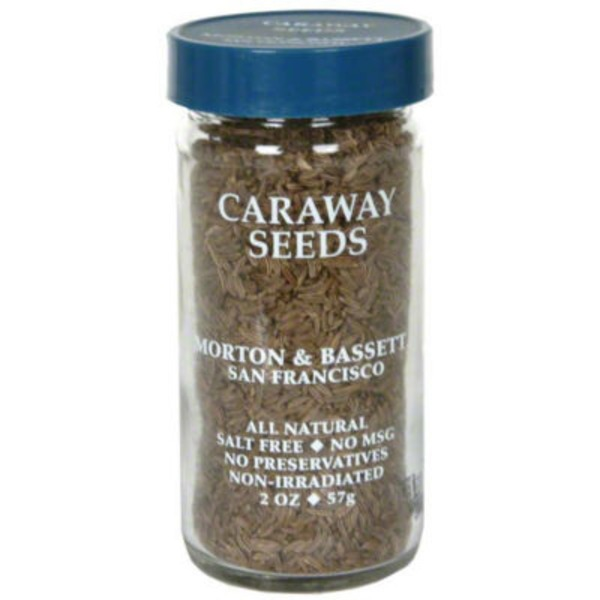 Morton & Bassett San Francisco Caraway Seeds