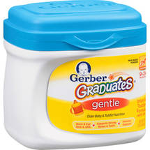 Gerber Graduates Gentle Powder Older Baby and Toddler Formula