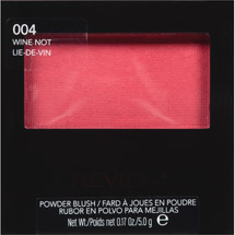 Revlon Powder Blush 004 Wine Not