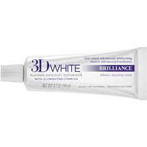 Crest 3D White Brilliance Mesmerizing Mint Toothpaste
