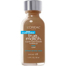 L'Oreal Paris True Match Super-Blendable Makeup C8 Cool Cocoa