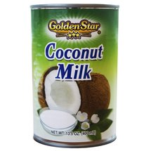 Golden Star Coconut Milk
