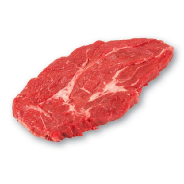 Fresh Thin Cut Boneless Chuck Steak