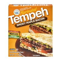 Tofurky Tempeh Marinated Strips Smoky Maple Bacon