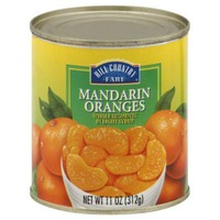Hill Country Fare Mandarin Oranges Whole Segments In Light Syrup