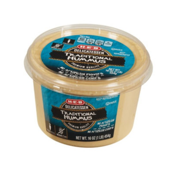 H-E-B Traditional Hummus