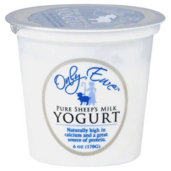 Only Ewe Pure Sheep's Milk Yogurt