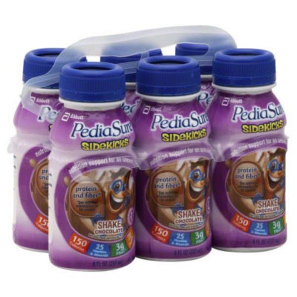 PediaSure Sidekicks Chocolate Shake Nutritional Drink