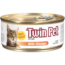 TWINPET CHICKEN CAT FOOD
