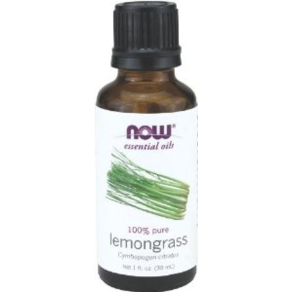 Now Lemongrass Oil