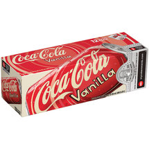 Coca-Cola Vanilla Cola Fridge Pack