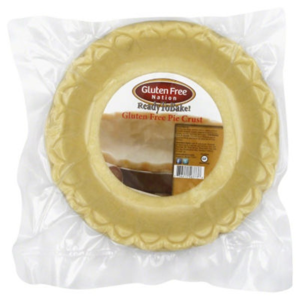 Gluten Free Nation Gluten Free Pie Crust