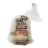 Ozery Bakery One Bun Multigrain Whole Grain Pita