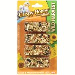 Wild Harvest Crispy Honey Flavor Minis Treat Sticks