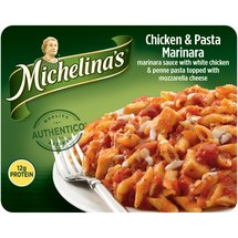 Michelina's Chicken & Pasta Marinara