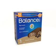 Balance Cookie Dough Energy Bars