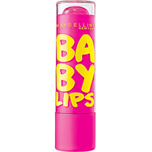 Maybelline Baby Lips Moisturizing Lip Balm Pink Punch