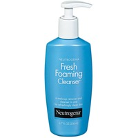 Neutrogena® Fresh Foaming Cleanser® Cleansing