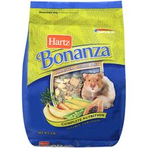 Hartz Hamster Gerbil Diet Food