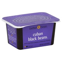 Better Bean Co. Mild Refried Cuban Black Beans