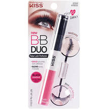 Kiss Ever EZ Lashes BB Duo Black Mascara & Lash Adhesive