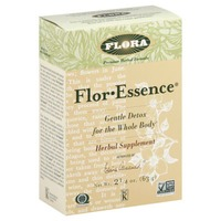 Flora Flor Essence Gentle Detox For The Whole Body