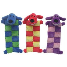 Multipet Assorted Color Smiling Dog