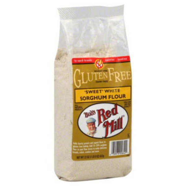 Bob's Red Mill Sweet' White Sorghum Flour