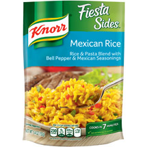Knorr Mexican Style Rice & Sauce