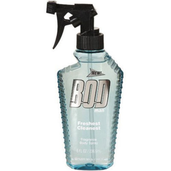 Bod Man Freshest Cleanest Body Spray  Fragrance
