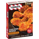 T.G.I. Friday(')s Buffalo Style Chicken Wings.