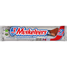 3 Musketeers 2 To Go Candy Bar