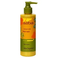 Alba Botanica Coconut Milk Hawaiian Facial Cleanser