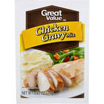 Great Value Chicken Gravy Mix