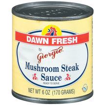Dawn Fresh By Giorgio Mushroom Steak Sauce