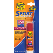 Banana Boat Sport Performance SPF 50 UVB Sunscreen Stick
