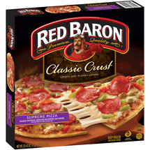Red Baron Supreme Classic Crust Pizza