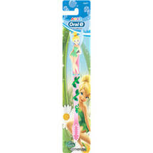 Oral-B Kid's Disney Fairies Manual Toothbrush
