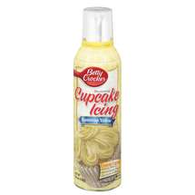 Betty Crocker Buttercup Yellow Cupcake Icing