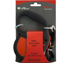 Pet Wear Retractable Leash (Small)