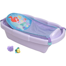 Disney Ariel Tub with Toys