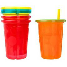 The First Years Take & Toss 10 oz Straw Cups