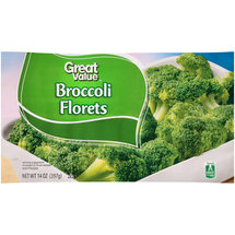Great Value Florets Broccoli