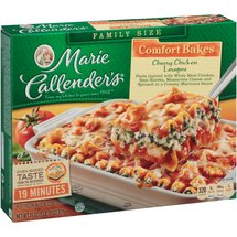 Marie Callenders Chicken Spinach And Mushroom Lasagna Meal