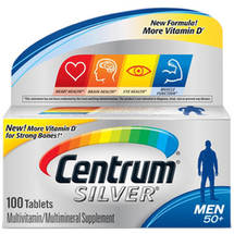 Centrum Silver Multivitamin/Multimineral Supplement Ultra Men's
